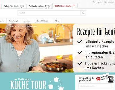 REWE Gewinnspiel 25 KitchenAid Küchenmaschinen