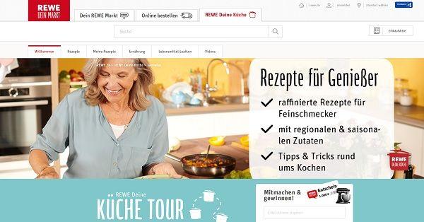 REWE Gewinnspiel 25 KitchenAid Küchenmaschinen |