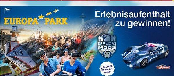 ROFU Gewinnspiele Europa Park Erlebnisaufenthalt