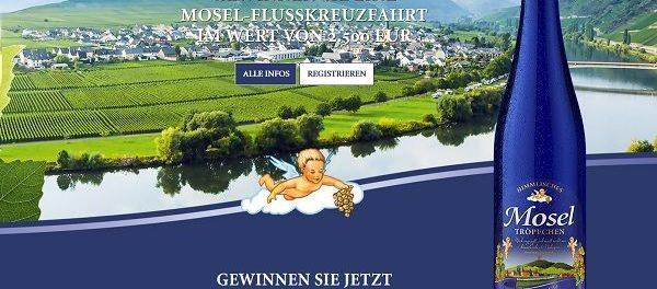 Reise Gewinnspiel Mosel-Flusskreuzfahrt gewinnen