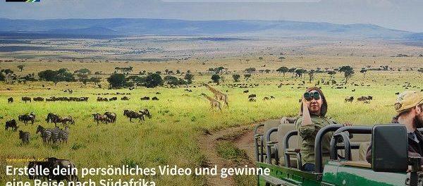 Südafrika Reise Gewinnspiel Südafrikanischer Tourismus