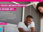 Telekom Gewinnspiel Wunschreise gewinnen