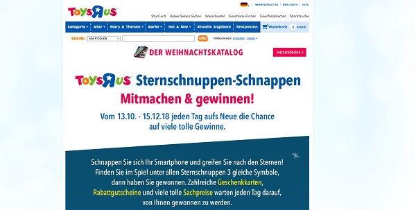 Sternschnuppen Schnappen Toysrus De