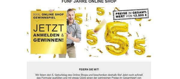 XXXL Möbel Lutz Gewinnspiel 5.000 Euro Gutschein