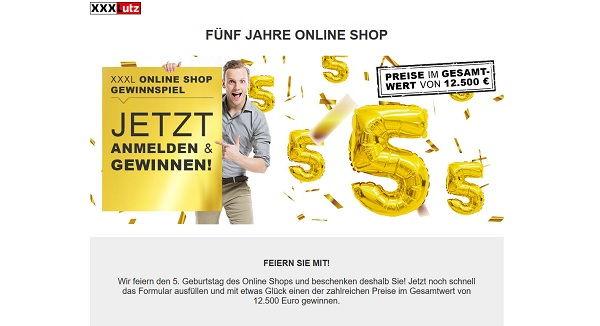 Xxxl Möbel Lutz Gewinnspiel 5000 Euro Gutschein