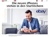 ebay und Bild.de Gewinnspiel 2 Apple iPhone XR