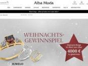 Alba Moda Weihnachts-Gewinnspiel Diamant Ring