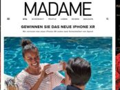 Apple iPHone XR Gewinnspiel Madame Magazin