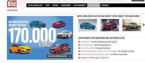 www autobild de bestemarken