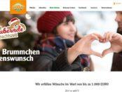 Globus Gewinnspiel Eddy Brummchen Herzenswunsch Erfüllung