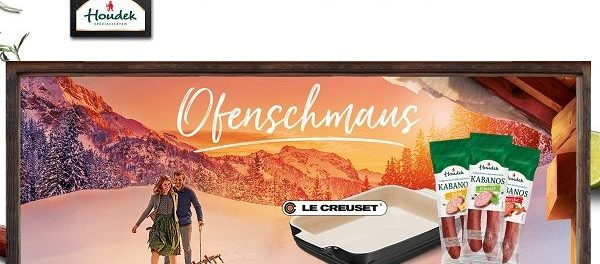 Houdek Ofenschmaus Gewinnspiel 111 Le Creuset Auflaufformen