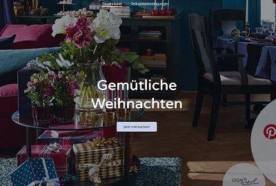 Ikea Weihnachts-Gewinnspiel 5.000 Euro Gutschein