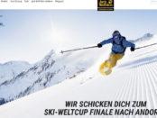 Jack Wolfskin Gewinnspiel Andorra Ski-Weltcup Reise