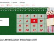 Kaufland Adventskalender Gewinnspiel 2018 5 SMEG Kühlschränke