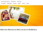 Kaufland Gewinnspiel Ferrero Küsschen 40.000 Euro Wunscherfüllung