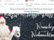 Möbel Höffner Wunschzettel Weihnachts-Gewinnspiel 2018
