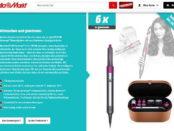 Media Markt Gewinnspiel 6 DYSON Airwrap Haarstyler