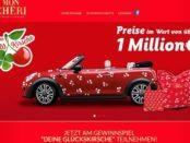Mon Cheri Auto Gewinnspiel Deine Glückskirsche 2018