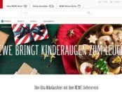 REWE Gewinnspiel Kita Nikolausfeier gewinnen