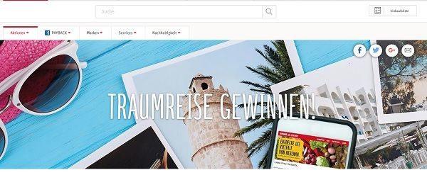 Rewe Reise Gewinnspiel 1.000 Euro Reisegutschein