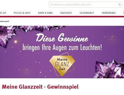 Rossmann Gewinnspiel 3.000 Euro HolidayCheck Reisegutschein
