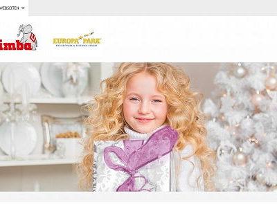 Simba Toys Weihnachts-Gewinnspiel 2018 Europa Park Aufenthalt