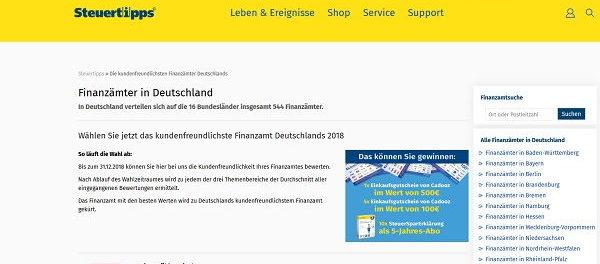 Steuertipps Gewinnspiel 500 Euro Cadooz Gutschein
