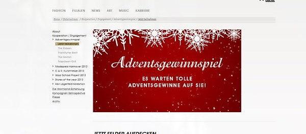 Wormland Adventsgewinnspiel wöchentliche Preise und Reise
