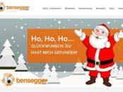 bensegger Nikolaus Gewinnspiel Samsung Tablet gewinnen