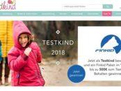 tausendkind Gewinnspiel Testkind 500 Euro Gutschein