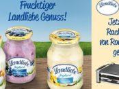 tegut und Landliebe Gewinnspiel 5 Rommelsbacher Raclette Grills