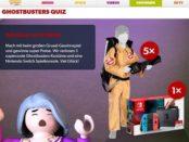 toggo Gewinnspiel Ghostbusters Quiz Nintendo Switch Konsole
