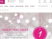 Adler Mode Adventskalender Gewinnspiel 2018