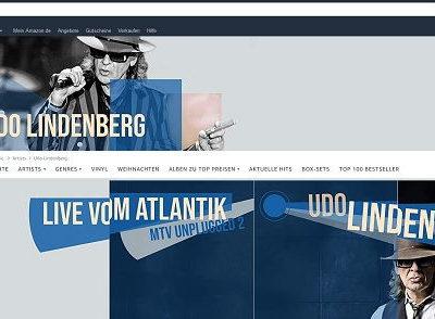 Amazon Udo Lindenberg Gewinnspiel Kreuzfahrt gewinnen