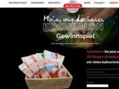 Berger Schinken Gewinnspiel 10 Schinkenkörbe