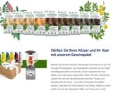 DM Drogerie Garnier Gewinnspiel Mixer und Pflegeprodukte