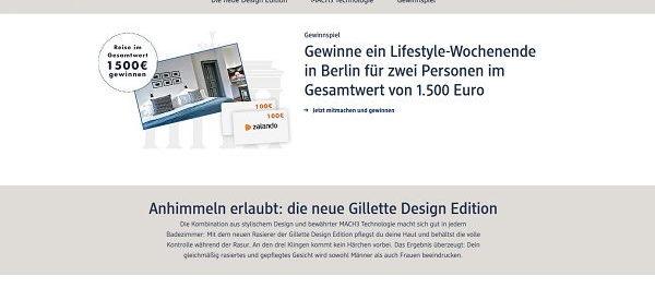 DM Drogerie Gewinnspiel Berlin Reise Wochenendtrip