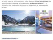 DM Drogerie Gewinnspiel Kurzurlaub Tirol gewinnen