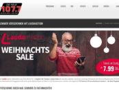 DieNeue107.7 Weihnachts-Gewinnspiel Flugtickets Wunschziel
