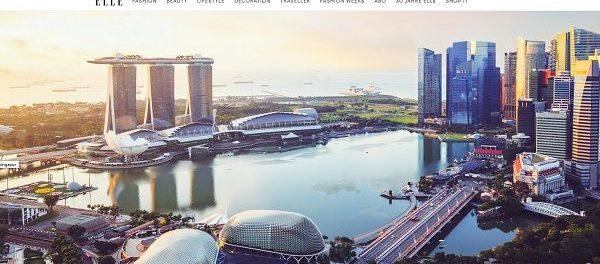 Elle Reise Gewinnspiel Singapur Luxusurlaub gewinnen