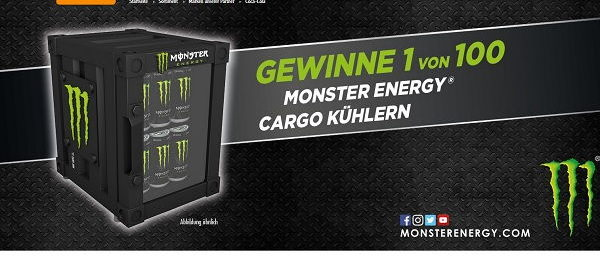 monster kühlschrank