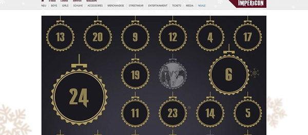 Impericon Adventskalender Gewinnspiel 2018