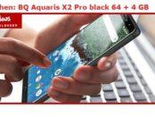 Kino News Gewinnspiel BQ Aquaris Smartphone