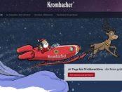 Krombacher Schlittenfahrt Weihnachtsgewinnspiel 2018