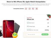 MacxDVD Weihnachts-Gewinnspiel Apple iPhone XR