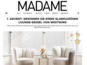 Madame Gewinnspiel Westwing Lounge-Sessel