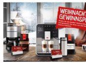Melitta Weihnachtsgewinnspiel 2018 Kaffeevollautomat