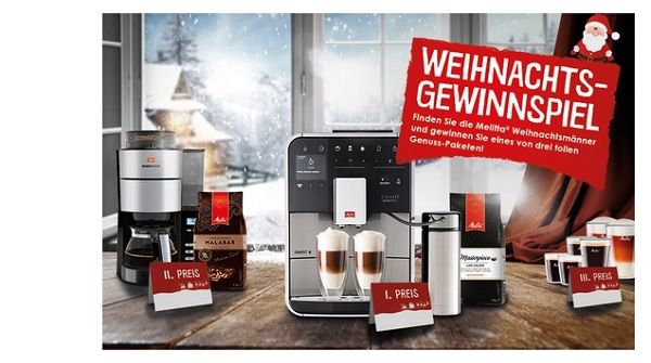 Mini Kühlschrank Für Kaffeevollautomat : Melitta weihnachtsgewinnspiel 2018 kaffeevollautomat