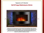 Netto Gewinnspiel 4 El Fuego Elektrokamine