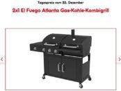 Netto Marken Discount Gewinnspiel Gas-Kohle-Kombigrills